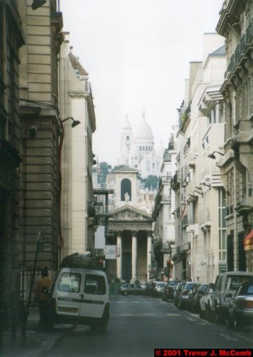 France 032 ~ Ile-de-France 032 ~ Paris 32 ~ Boulevard Haussmann ~ Basilique du Sacré-Cœur