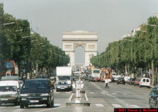 France 040 ~ Ile-de-France 040 ~ Paris 40 ~ Avenue Des Champs Élysées 3 ~ L'Arch de Triomphe 10