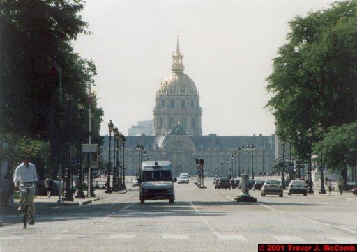 France 042 ~ Ile-de-France 042 ~ Paris 42 ~ Avenue Des Champs Élysées 5 ~ Hôtel des Invalides 2