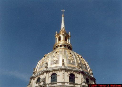 France 055 ~ Ile-de-France 055 ~ Paris 55 ~ Hôtel des Invalides 5 ~ Église du Dóme 2