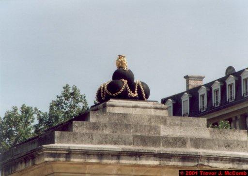 France 057 ~ Ile-de-France 057 ~ Paris 57 ~ Hôtel des Invalides 7 ~ Cannon Balls