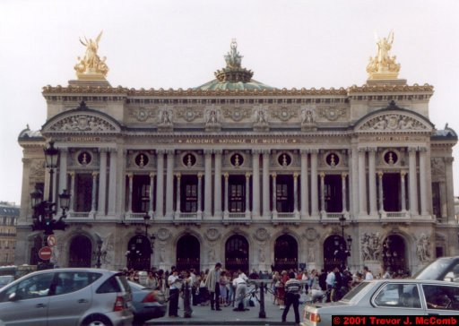 France 059 ~ Ile-de-France 059 ~ Paris 59 ~ Opéra Garnier
