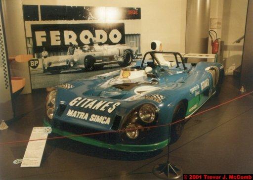 France 112 ~ Pays-de-la-Loire 031 ~ Le Mans 31 ~ Musée de l'Automobile de la Sarthe 05