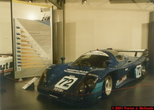 France 116 ~ Pays-de-la-Loire 035 ~ Le Mans 35 ~ Musée de l'Automobile de la Sarthe 09