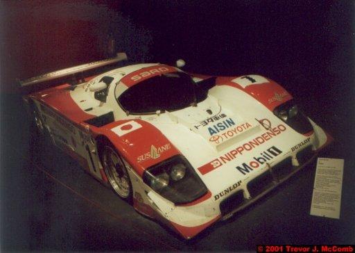 France 117 ~ Pays-de-la-Loire 036 ~ Le Mans 36 ~ Musée de l'Automobile de la Sarthe 10
