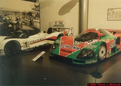 France 119 ~ Pays-de-la-Loire 038 ~ Le Mans 38 ~ Musée de l'Automobile de la Sarthe 12