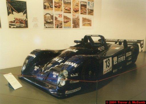 France 121 ~ Pays-de-la-Loire 040 ~ Le Mans 40 ~ Musée de l'Automobile de la Sarthe 14