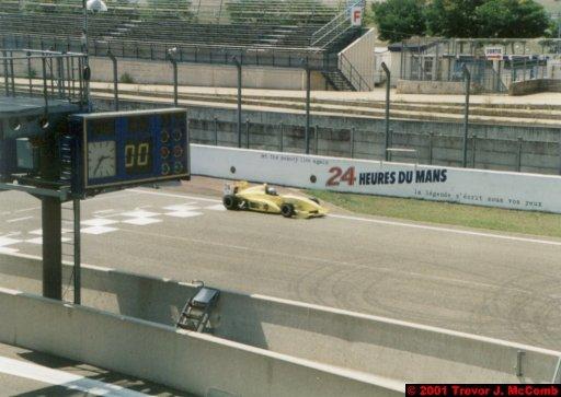 France 131 ~ Pays-de-la-Loire 050 ~ Le Mans 50 ~ Circuit des 24 Heures 17