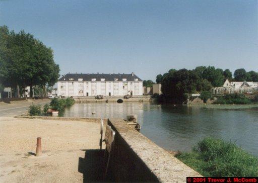 France 154 ~ Pays-de-la-Loire 073 ~ La Flèche 1 ~ Le Loir 1