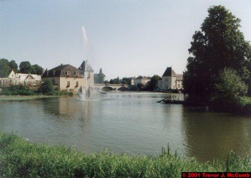 France 155 ~ Pays-de-la-Loire 074 ~ La Flèche 2 ~ Le Loir 2
