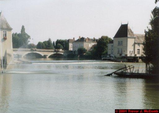 France 156 ~ Pays-de-la-Loire 075 ~ La Flèche 3 ~ Le Loir 3