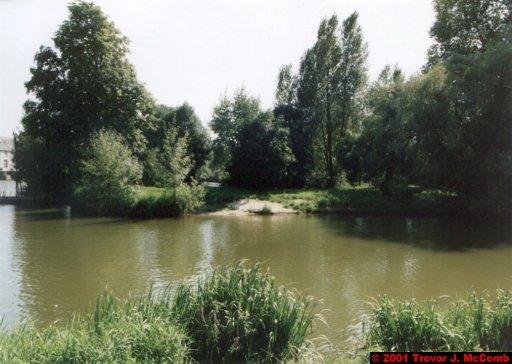 France 157 ~ Pays-de-la-Loire 076 ~ La Flèche 4 ~ Le Loir 4