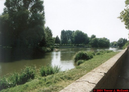 France 158 ~ Pays-de-la-Loire 077 ~ La Flèche 5 ~ Le Loir 5