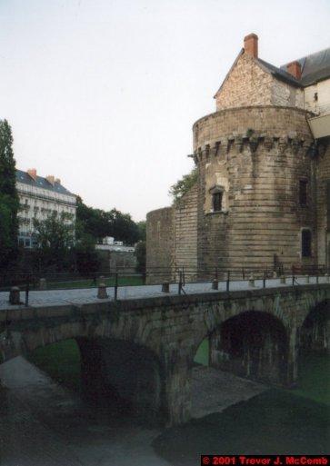 France 161 ~ Pays-de-la-Loire 080 ~ Nantes 01 ~ Château des Duces de Bretagne 1