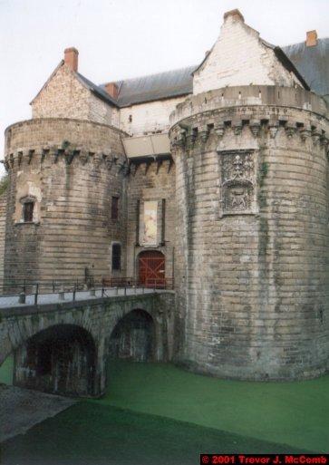 France 162 ~ Pays-de-la-Loire 081 ~ Nantes 02 ~ Château des Duces de Bretagne 2