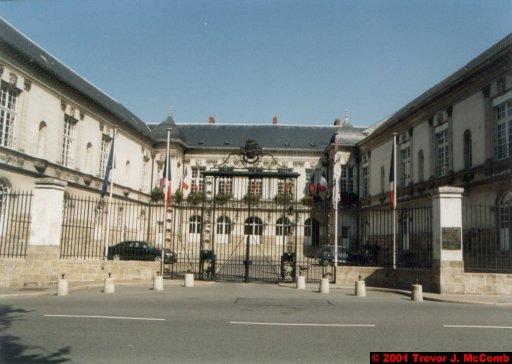 France 165 ~ Pays-de-la-Loire 084 ~ Nantes 05 ~ Hôtel de Ville