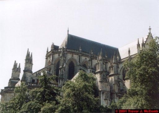 France 166 ~ Pays-de-la-Loire 085 ~ Nantes 06 ~ Cathédrale St. Pierre et St. Paul