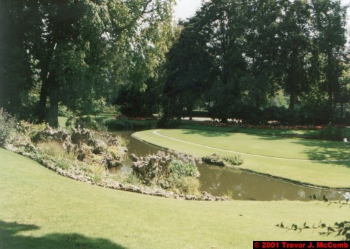 France 167 ~ Pays-de-la-Loire 086 ~ Nantes 07 ~ Jardin des Plantes 1
