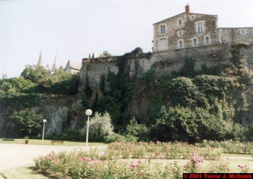 France 179 ~ Pays-de-la-Loire 098 ~ Angers 01 ~ Château 01