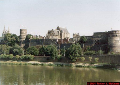 France 185 ~ Pays-de-la-Loire 104 ~ Angers 07 ~ Le Loire 05 ~ Château 03