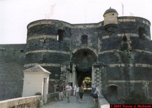 France 193 ~ Pays-de-la-Loire 112 ~ Angers 15 ~ Château 11