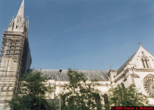 France 196 ~ Pays-de-la-Loire 115 ~ Angers 18 ~ Cathédrale St. Maurice 1