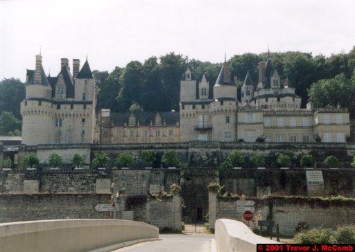 France 348 ~ Centre 111 ~ Ussé 4 ~ Château 4