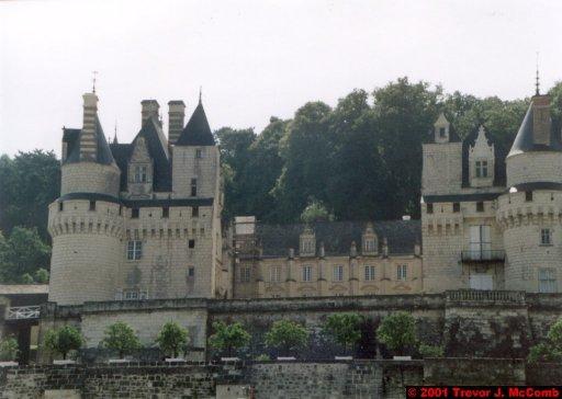 France 352 ~ Centre 115 ~ Ussé 8 ~ Château 8