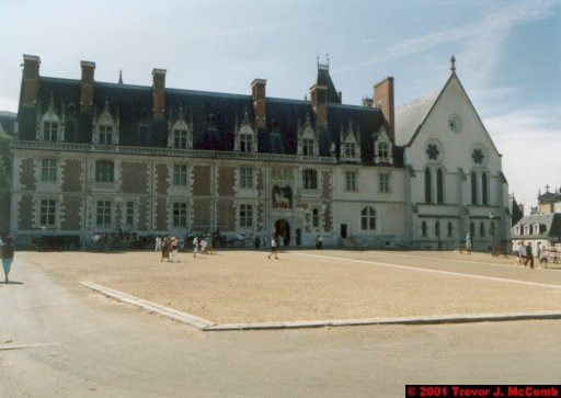 France 360 ~ Centre 123 ~ Blois 01 ~ Château 01 ~ L'aile Louis XII 01 ~ Salle des États-généraux 1