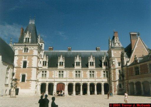 France 365 ~ Centre 128 ~ Blois 06 ~ Château 06 ~ L'aile Louis XII 04