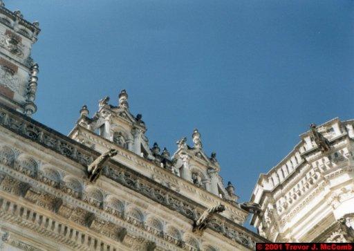 France 368 ~ Centre 131 ~ Blois 09 ~ Château 09 ~ L'aile François I 03 ~ Detail