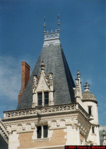 France 369 ~ Centre 132 ~ Blois 10 ~ Château 10 ~ L'aile Louis XII 06 ~ Detail