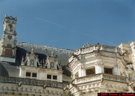 France 374 ~ Centre 137 ~ Blois 15 ~ Château 15 ~ L'aile François I 07 ~ Detail