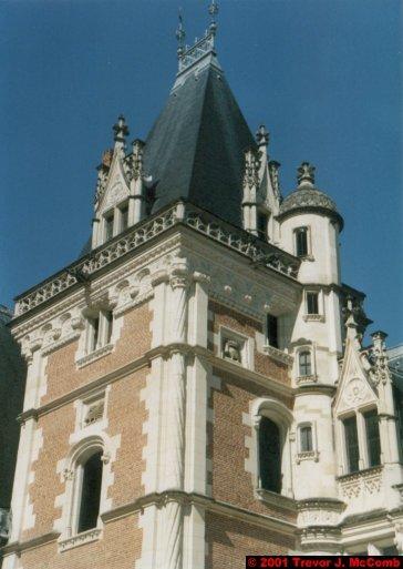 France 376 ~ Centre 139 ~ Blois 17 ~ Château 17 ~ L'aile Louis XII 08 ~ Detail