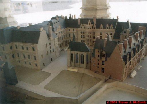 France 377 ~ Centre 140 ~ Blois 18 ~ Château 18 ~ Model 1