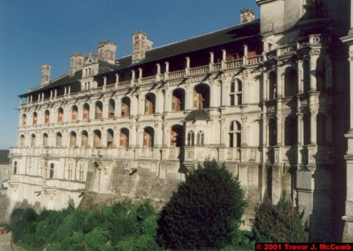 France 394 ~ Centre 157 ~ Blois 35 ~ Château 35 ~ L'aile François I 16 ~ Façade des Loges