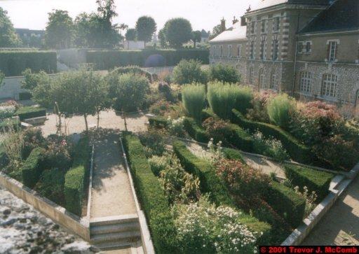 France 397 ~ Centre 160 ~ Blois 38 ~ Jardin de Roi