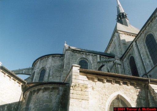France 400 ~ Centre 163 ~ Blois 41 ~ Eglise St. Nicolas 1