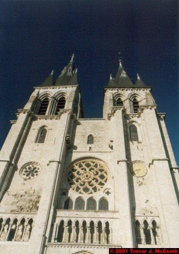 France 402 ~ Centre 165 ~ Blois 43 ~ Cathédrale St. Louis 1