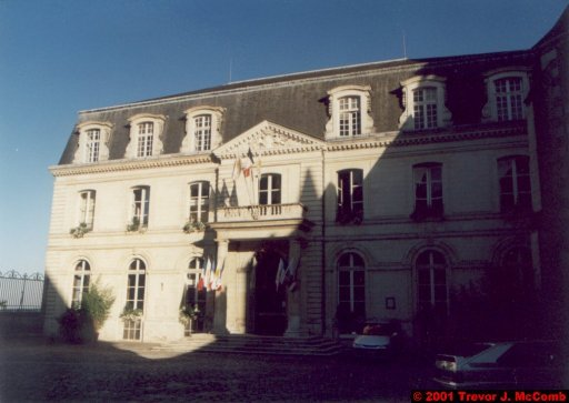 France 405 ~ Centre 168 ~ Blois 46 ~ Hôtel de Ville 2