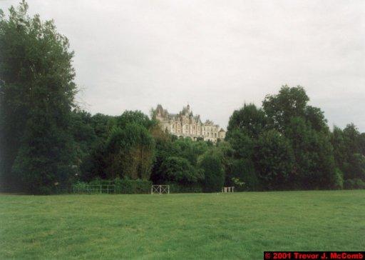 France 424 ~ Centre 187 ~ Cloyes sur le Loir 1 ~ Montigny le Gannelon 1 ~ Château 1