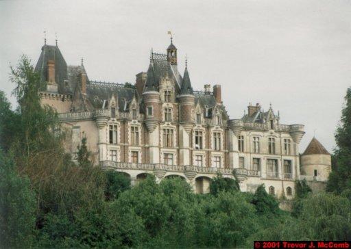 France 425 ~ Centre 188 ~ Cloyes sur le Loir 2 ~ Montigny le Gannelon 2 ~ Château 2