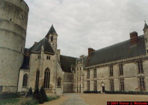 France 428 ~ Centre 191 ~ Châteaudun 02 ~ Château 2