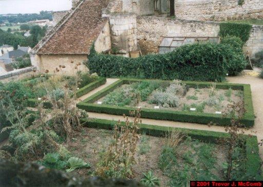 France 431 ~ Centre 194 ~ Châteaudun 05 ~ Château 5 ~ Garden