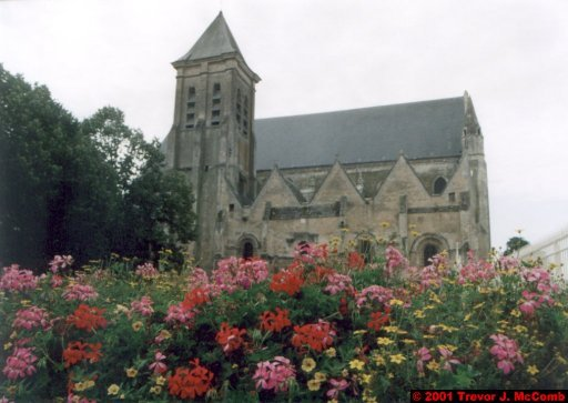 France 435 ~ Centre 198 ~ Châteaudun 09 ~ Eglise St. Madeleine 1