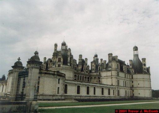 France 463 ~ Centre 226 ~ Chambord 09 ~ Château 08