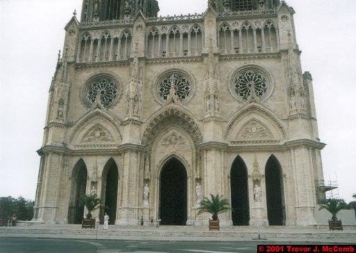 France 471 ~ Centre 234 ~ Orléans 02 ~ Place St. Croix 2 ~ Cathédrale St. Croix 2