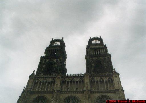 France 472 ~ Centre 235 ~ Orléans 03 ~ Place St. Croix 3 ~ Cathédrale St. Croix 3