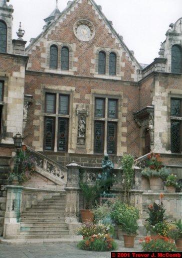 France 475 ~ Centre 238 ~ Orléans 06 ~ Hôtel Groslot 2 ~ Hôtel de Ville 2