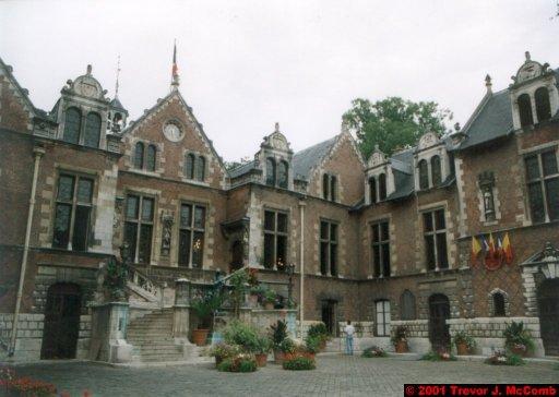 France 478 ~ Centre 241 ~ Orléans 09 ~ Hôtel Groslot 5 ~ Hôtel de Ville 5